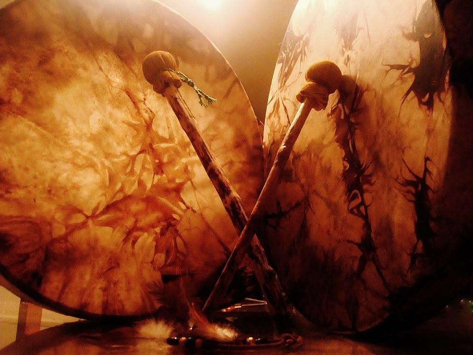 Stage chamanique tambour